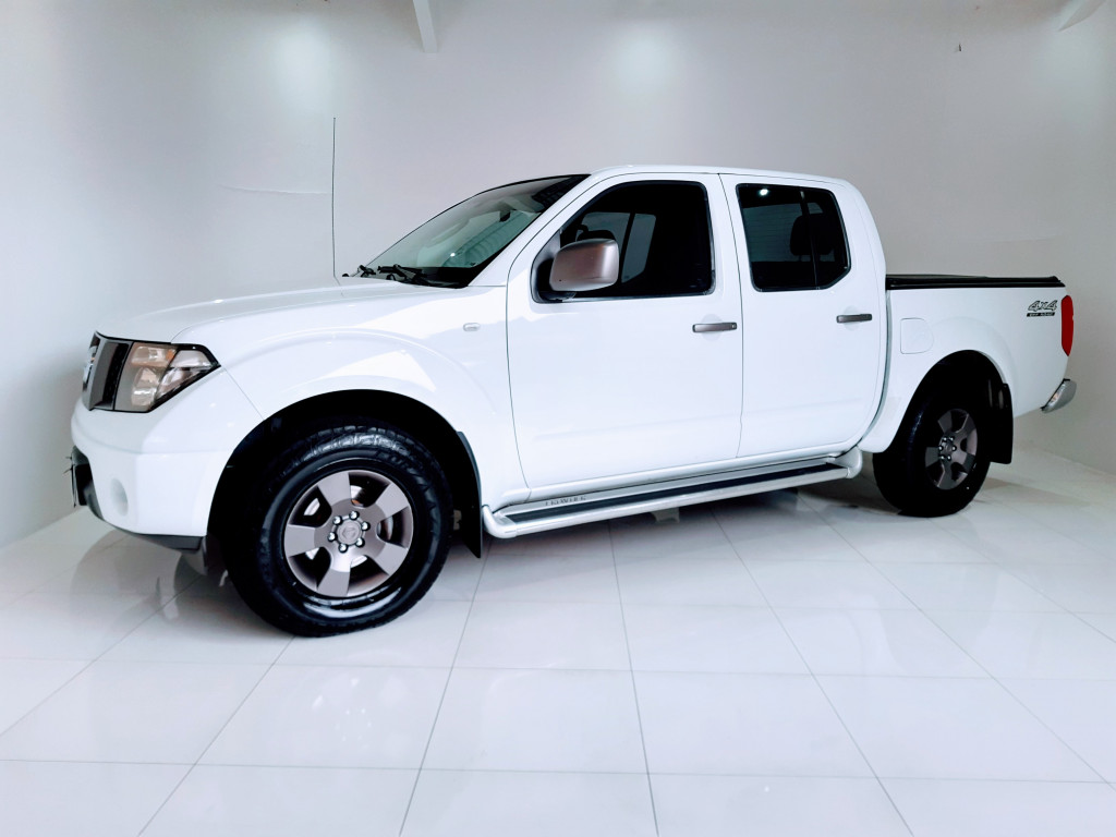 NISSAN FRONTIER 2.5 XE 4X4 CD TURBO ELETRONIC DIESEL 4P MANUAL