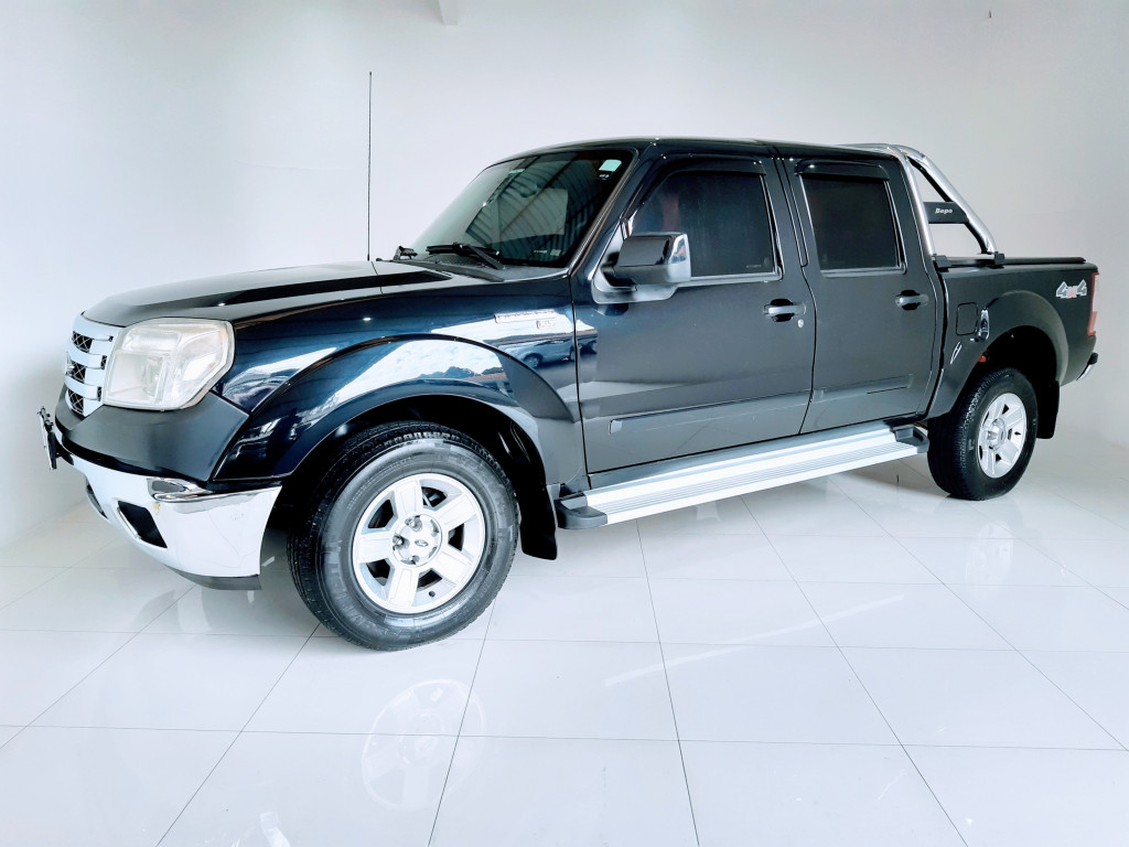 FORD RANGER 3.0 xlt 16v 4x4 cd diesel 4p manual