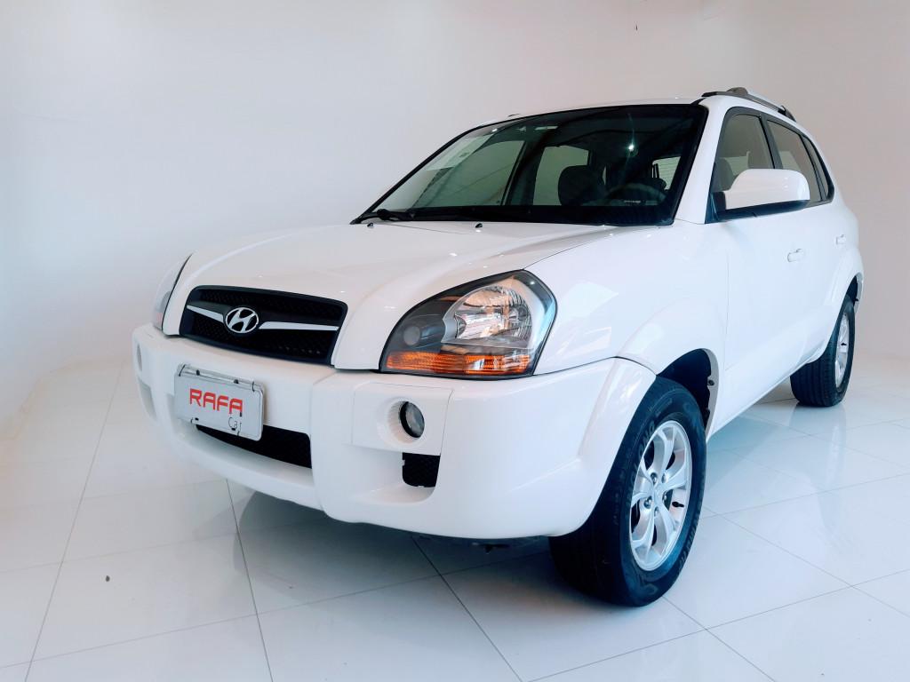 Imagem do veículo HYUNDAI TUCSON 2.0 mpfi gls 16v 143cv 2wd gasolina 4p automatico