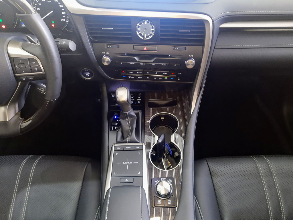 Imagem do veículo LEXUS RX 450h 3.5 V6 HÍBRIDO LUXURY AWD AUTOMÁTICO