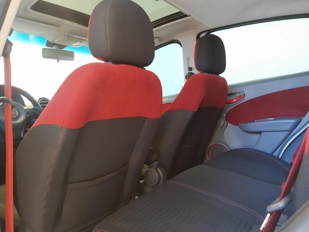 Imagem do veículo FIAT PALIO 1.6 MPI SPORTING 16V FLEX 4P AUTOMATIZADO