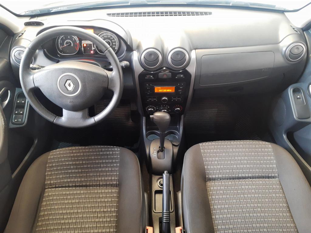 Imagem do veículo RENAULT SANDERO 1.6 privilege 16v flex 4p automatico