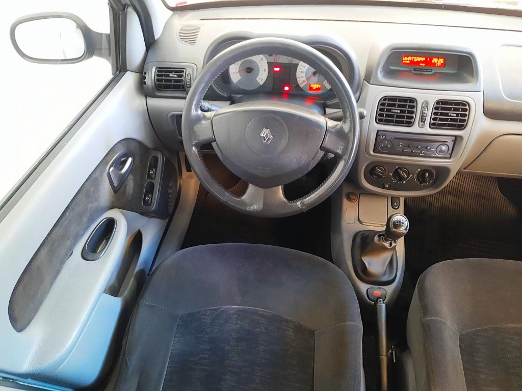 Imagem do veículo RENAULT CLIO 1.6 PRIVILÉGE SEDAN 16V FLEX 4P MANUAL