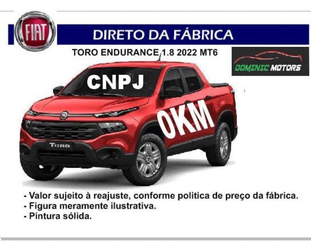 FIAT TORO 1.8 16V EVO FLEX ENDURANCE MANUAL