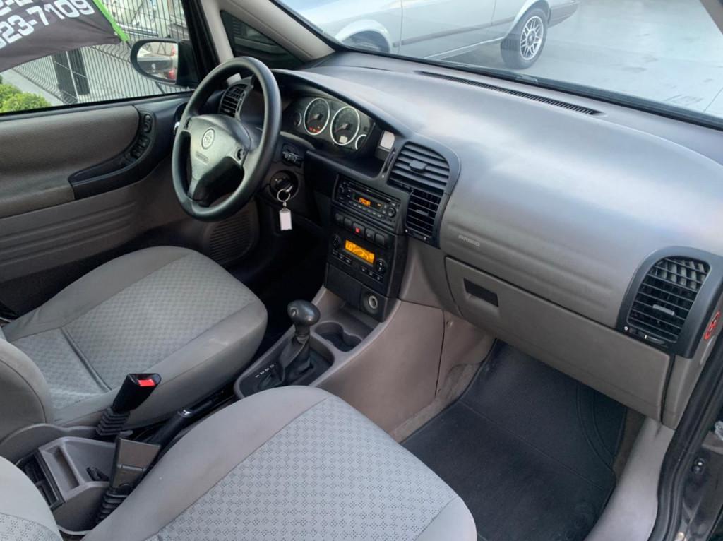 Imagem do veículo CHEVROLET ZAFIRA 2.0 MPFI EXPRESSION 8V FLEX 4P AUTOMÁTICO