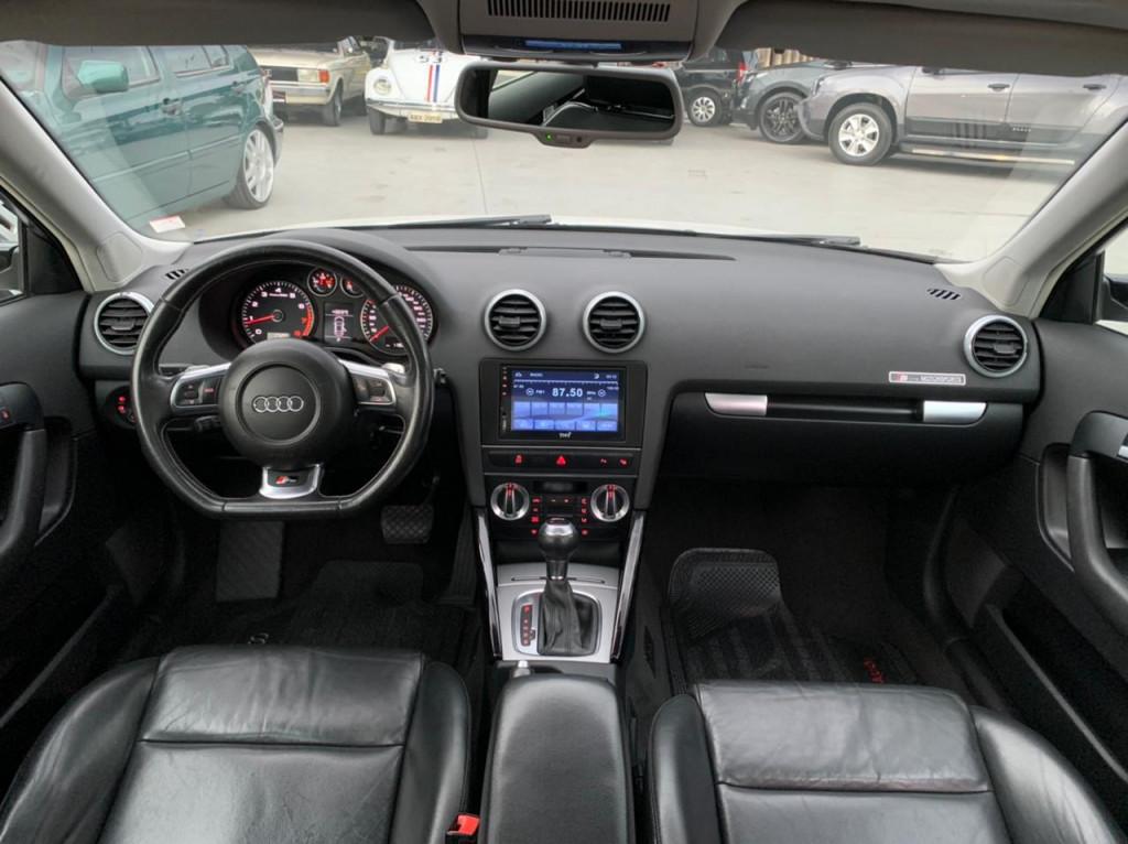 Imagem do veículo AUDI A3 2.0 tfsi sportback 16v gasolina 4p s-tronic