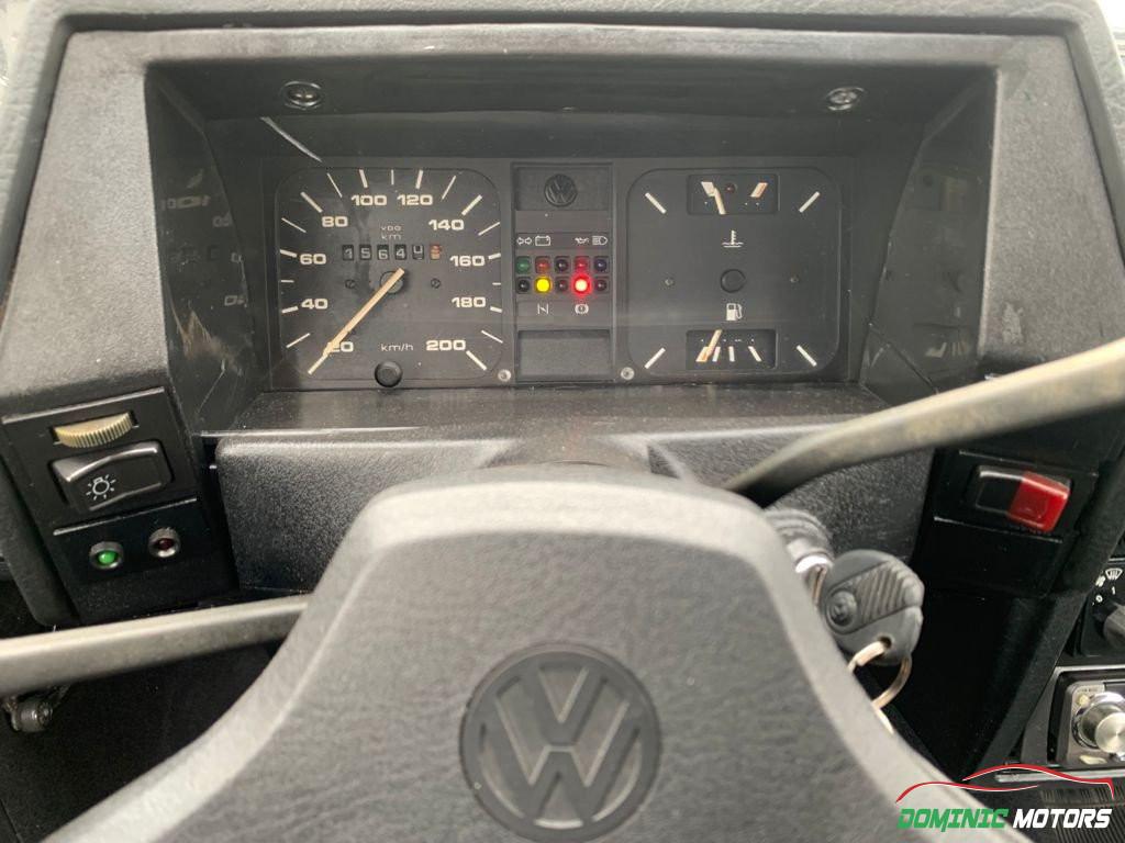 Imagem do veículo VOLKSWAGEN VOYAGE 1.6 CL 8V ÁLCOOL 2P MANUAL