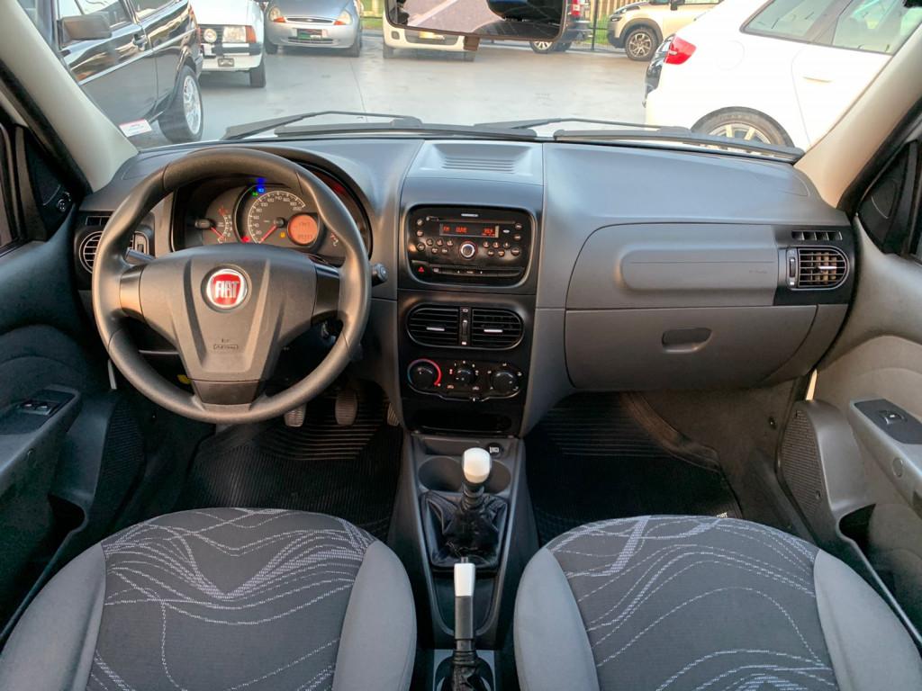 Imagem do veículo FIAT SIENA 1.4 MPI EL 8V FLEX 4P MANUAL