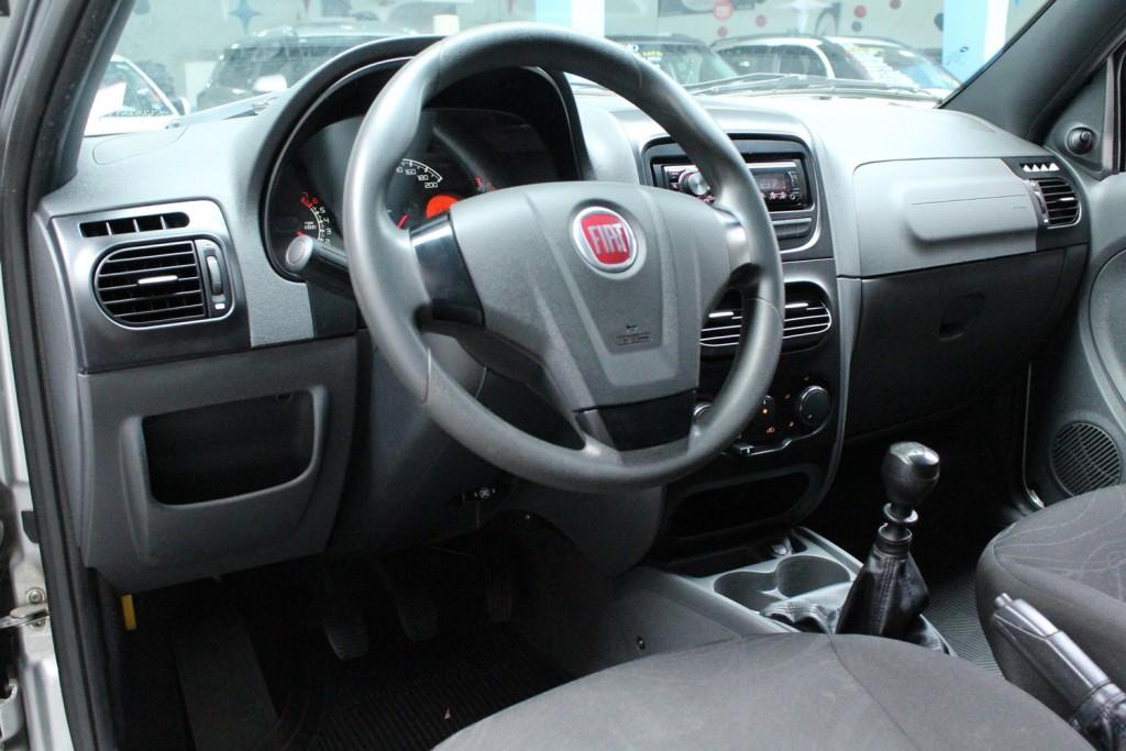 Imagem do veículo FIAT STRADA HARD WORKING CE 1.4 FLEX 2P MANUAL - 2019 - PRATA