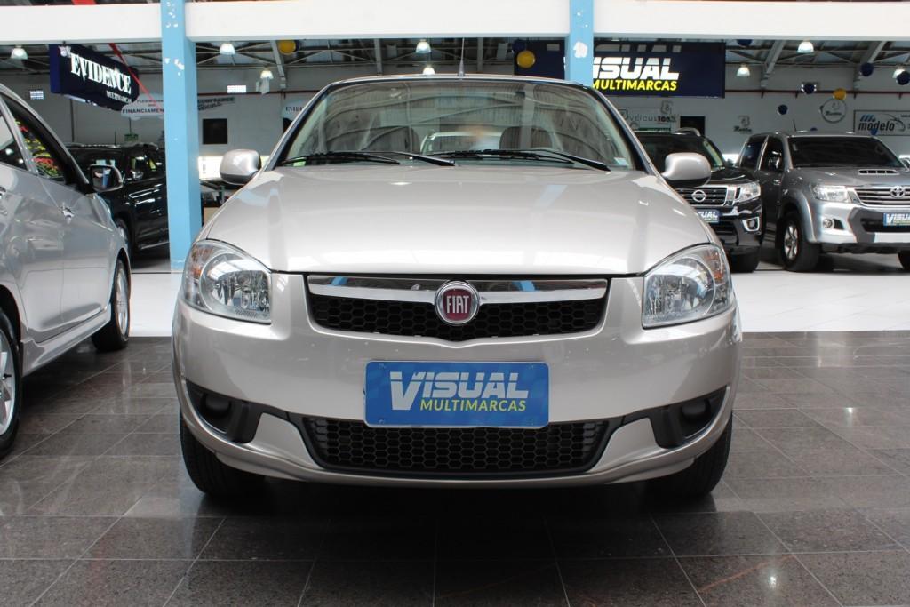 Imagem do veículo FIAT SIENA EL 1.0  FLEX 4P MANUAL - 2015 - BEGE