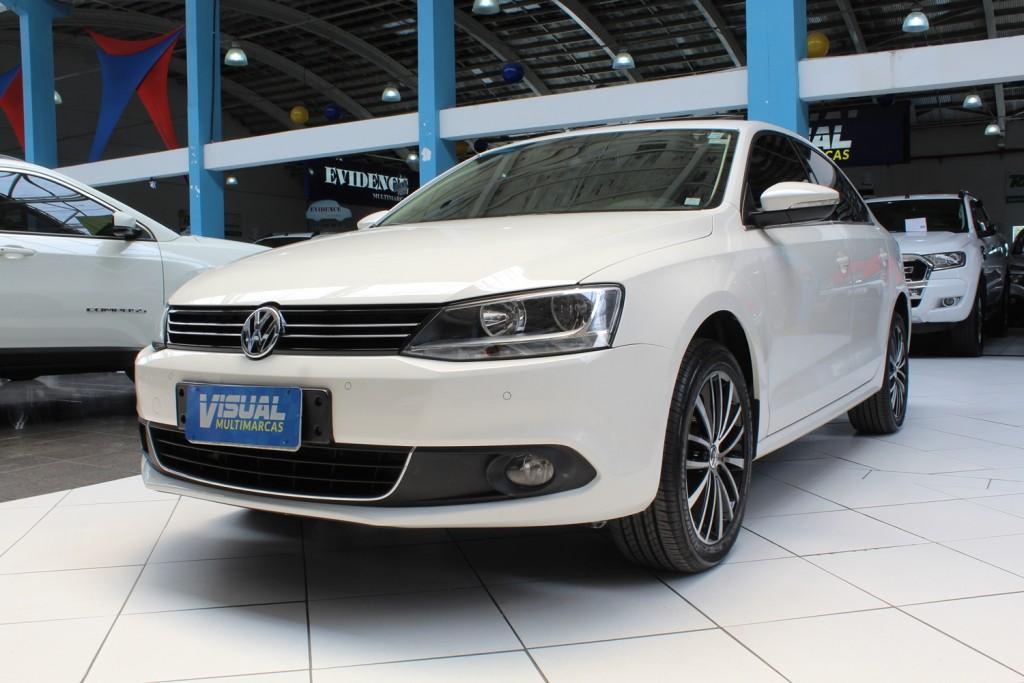 VW JETTA TSI DSG 2.0 GASOLINA - 2013 - BRANCO
