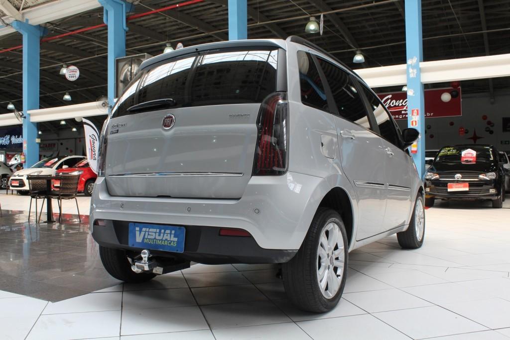 Imagem do veículo FIAT IDEA 1.6 ESSENCE FLEX 4P AUTOMATIZADO 5M - 2016 - PRATA