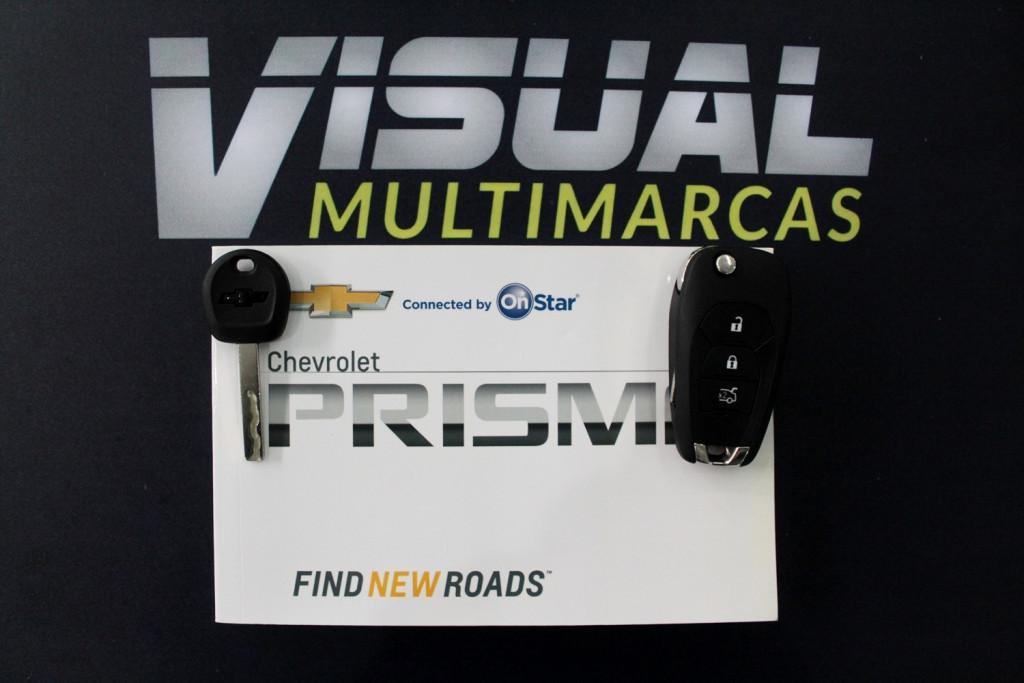 Imagem do veículo CHEVROLET PRISMA LTZ 1.4 FLEX 4P MANUAL 6M - BRANCO - 2019