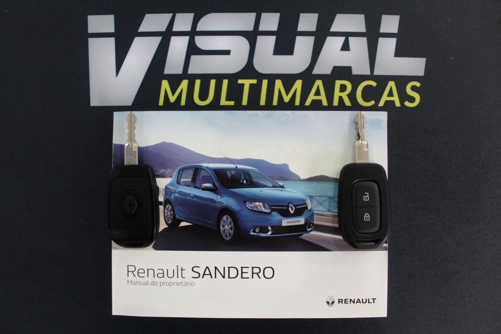 Imagem do veículo RENAULT SANDERO 1.0 AUTHENTIQUE 4P MANUAL - 2020 - BRANCO