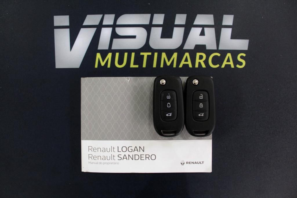 Imagem do veículo RENAULT SANDERO STEPWAY ICONIC 1.6 FLEX 4P AUTOMÁTICO CVT - 2020 - BEGE
