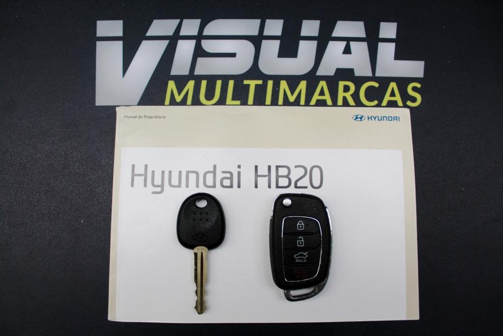 Imagem do veículo HYUNDAI HB20S 1.6 COMFORT FLEX 4P AUTOMÁTICO 6M - 2019 - PRATA