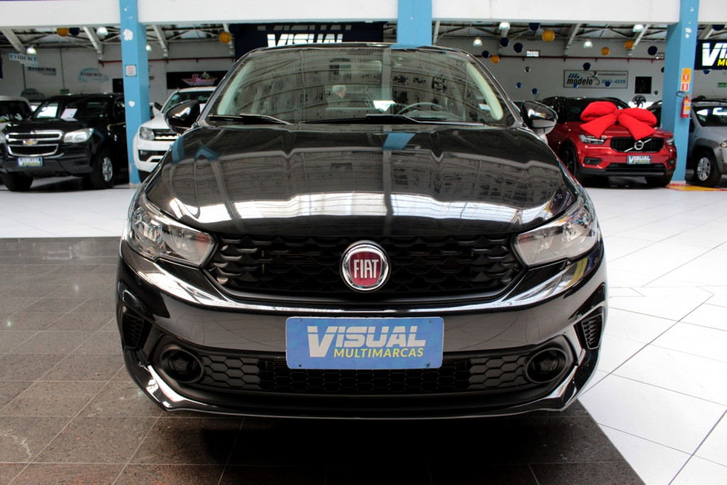 Imagem do veículo FIAT ARGO 1.0 DRIVE FLEX MANUAL - 2020 - PRETO