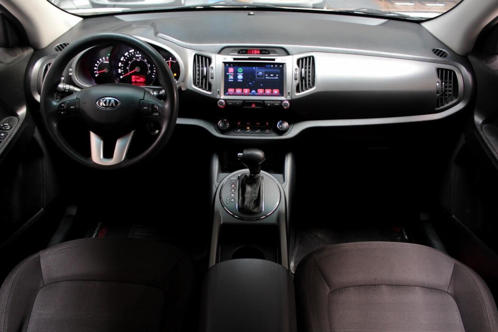 Imagem do veículo KIA SPORTAGE 2.0 LX FLEX 4P AUTOMÁTICO 6M - 2014 - BRANCO