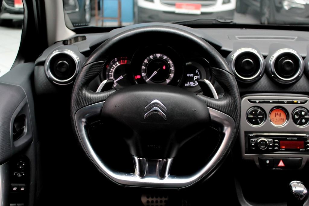 Imagem do veículo CITROËN C3 1.6 EXCLUSIVE FLEX AUTOMÁTICO - 2014 - AZUL
