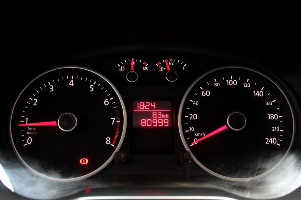Imagem do veículo VOLKSWAGEN GOL 1.6 CITY TOTALFLEX  4P MANUAL - 2015 - VERMELHO