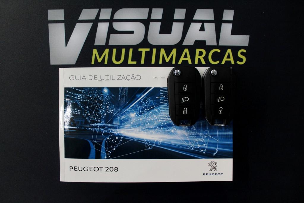 Imagem do veículo PEUGEOT 208 1.2 ALLURE FLEX 4P MANUAL - 2019 - BRANCO