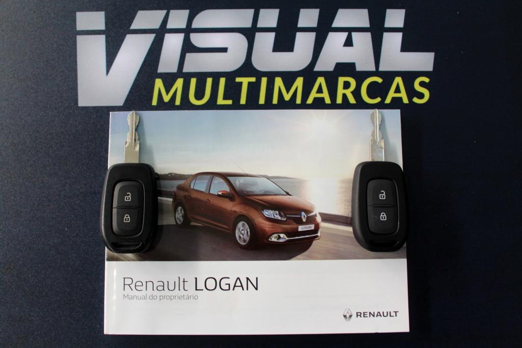 Imagem do veículo RENAULT LOGAN 1.0 AUTHENTIQUE  FLEX 4P MANUAL - 2018 - BRANCO