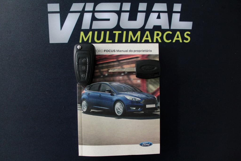 Imagem do veículo FORD FOCUS 2.0 SE FASTBACK FLEX 4P AUTOMÁTIZADO 6M - 2018 - PRETO