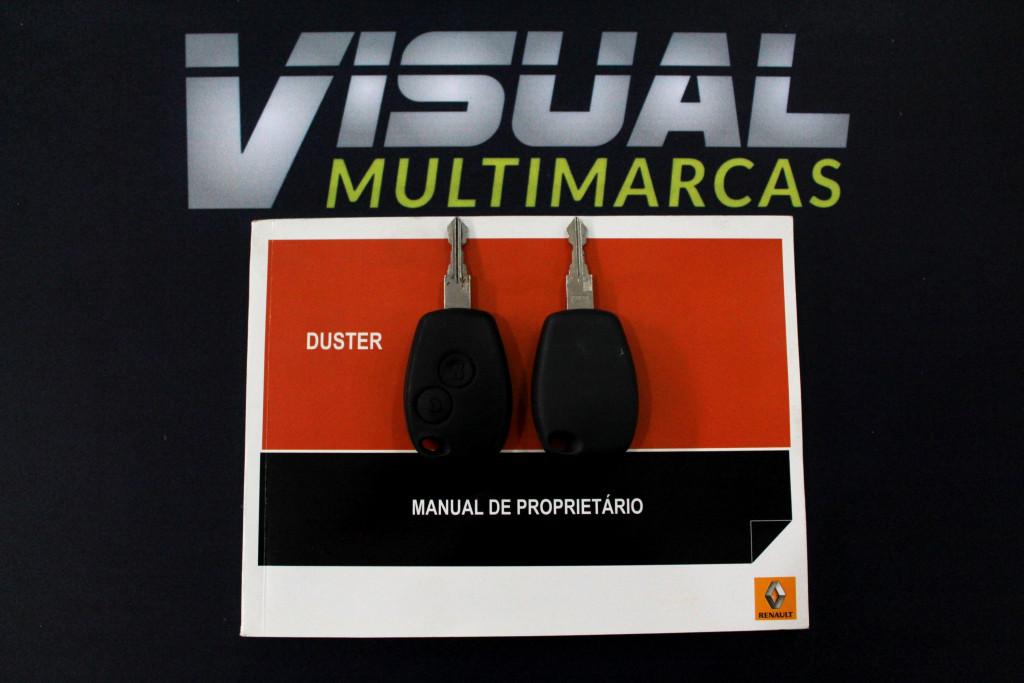 Imagem do veículo RENAULT DUSTER 1.6 FLEX 4P MANUAL - 2013 - PRATA
