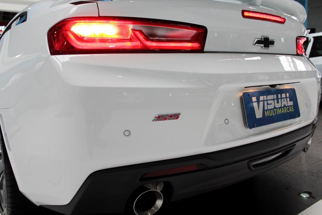 Imagem do veículo CHEVROLET CAMARO 6.2 COUPÉ V8 2P AUTOMÁTICO 8M - 2017 - BRANCO
