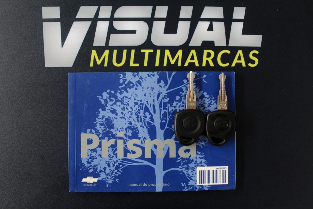 Imagem do veículo CHEVROLET PRISMA 1.4 LT FLEX 4P MANUAL - 2012 - PRETO