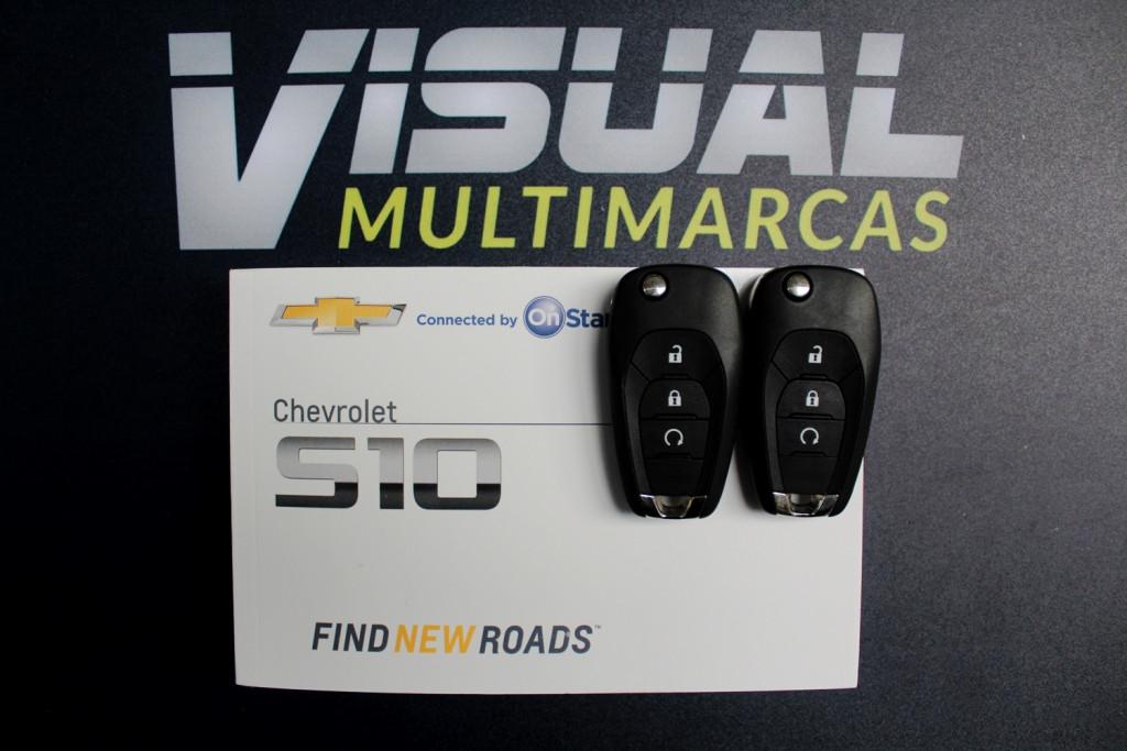 Imagem do veículo CHEVROLET S10 2.8 LTZ 4X4 CD TURBO DIESEL 4P AUTOMÁTICO 6M - 2020 - PRATA