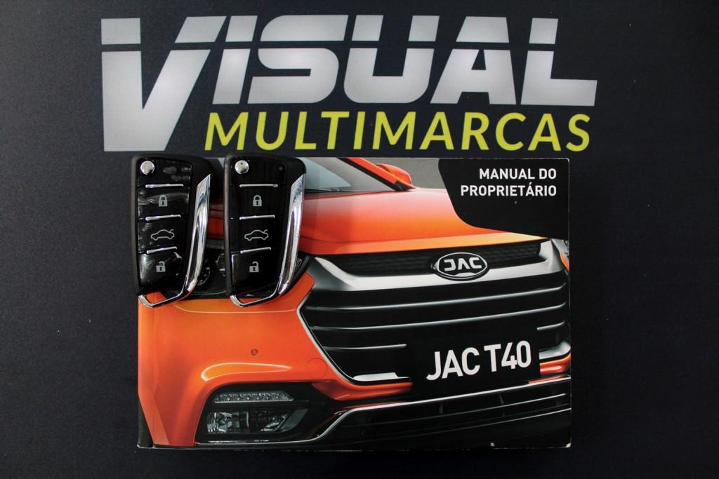 Imagem do veículo JAC T40 1.5 JETFLEX 4P MANUAL - 2018 - LARANJA