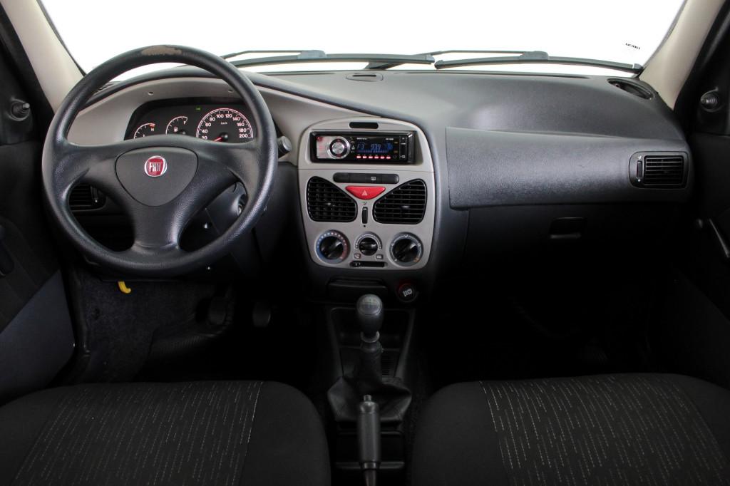 Imagem do veículo FIAT SIENA 1.0 FLEX 4P MANUAL - 2011 - PRETO