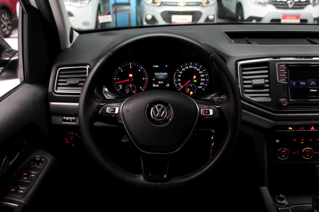 Imagem do veículo VOLKSWAGEN AMAROK 3.0 V6  HIGHLINE TURBO DIESEL 4X4 CD  AUTOMÁTICO 8M - 2019 - PRATA