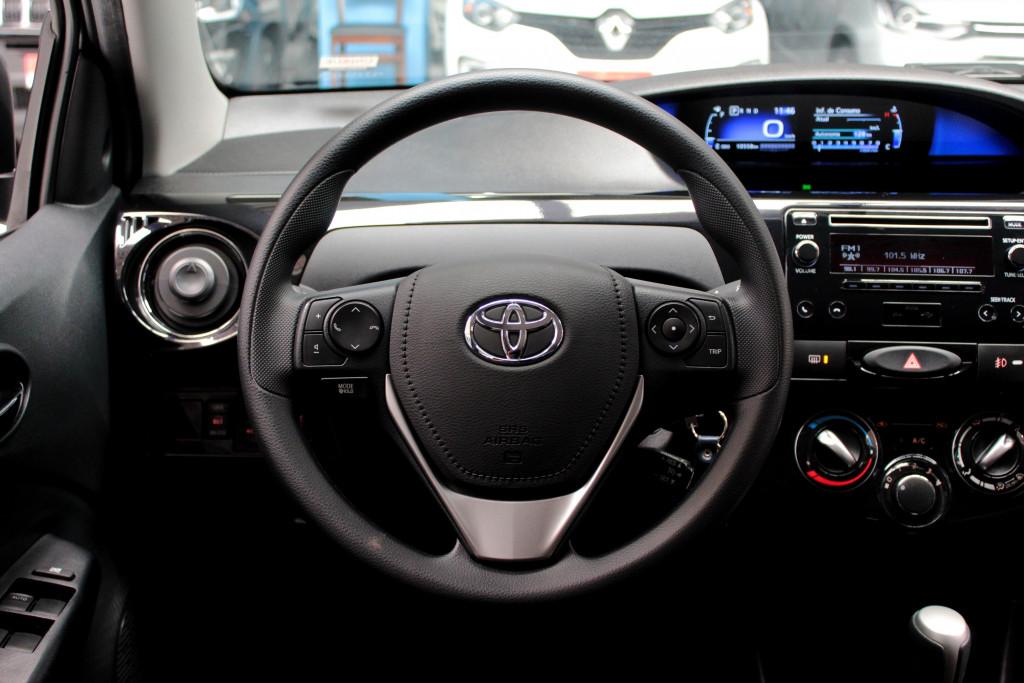 Imagem do veículo TOYOTA ETIOS 1.5 X PLUS  FLEX 4P AUTOMÁTICO - 2020 - CINZA
