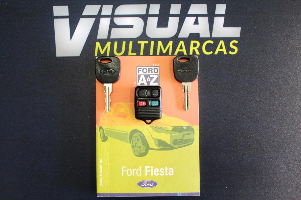 Imagem do veículo FORD FIESTA 1.0 FLEX 4P MANUAL - 2012 - PRATA