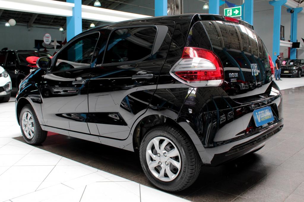 Imagem do veículo FIAT MOBI 1.0 EASY FLEX 4P MANUAL - 2020 - PRETO