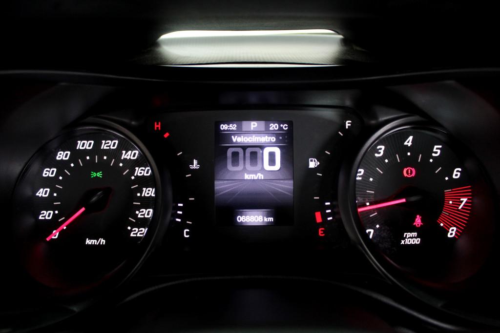 Imagem do veículo FIAT CRONOS 1.8 PRECISION FLEX 4P AUTOMÁTICO 6M - 2019 - PRETO
