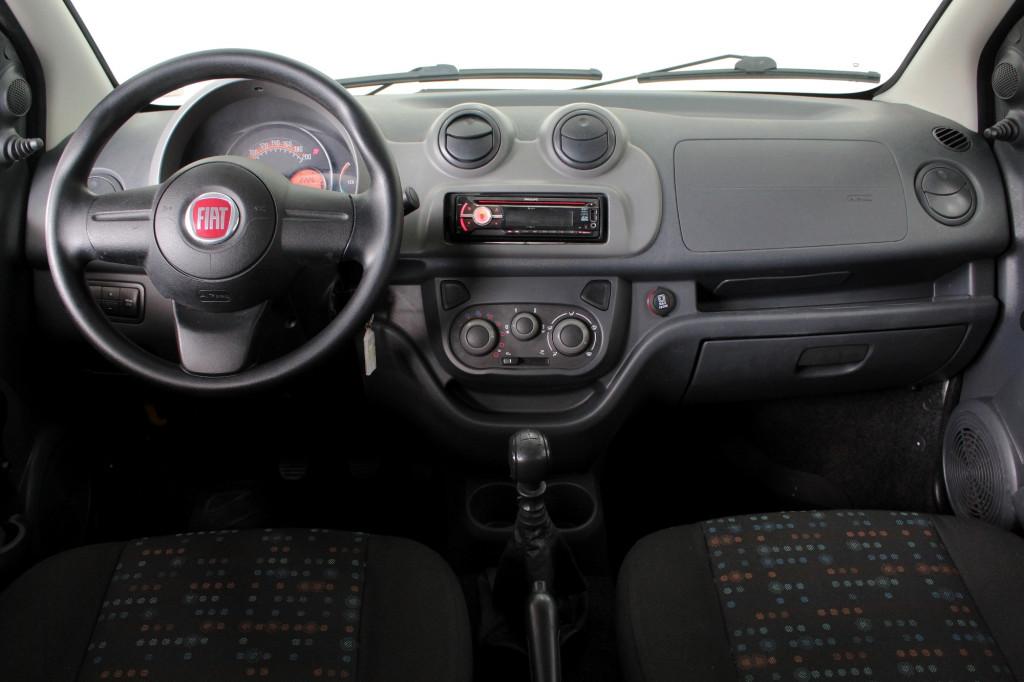 Imagem do veículo FIAT UNO 1.0 VIVACE FLEX 4P MANUAL - 2014 - BRANCO