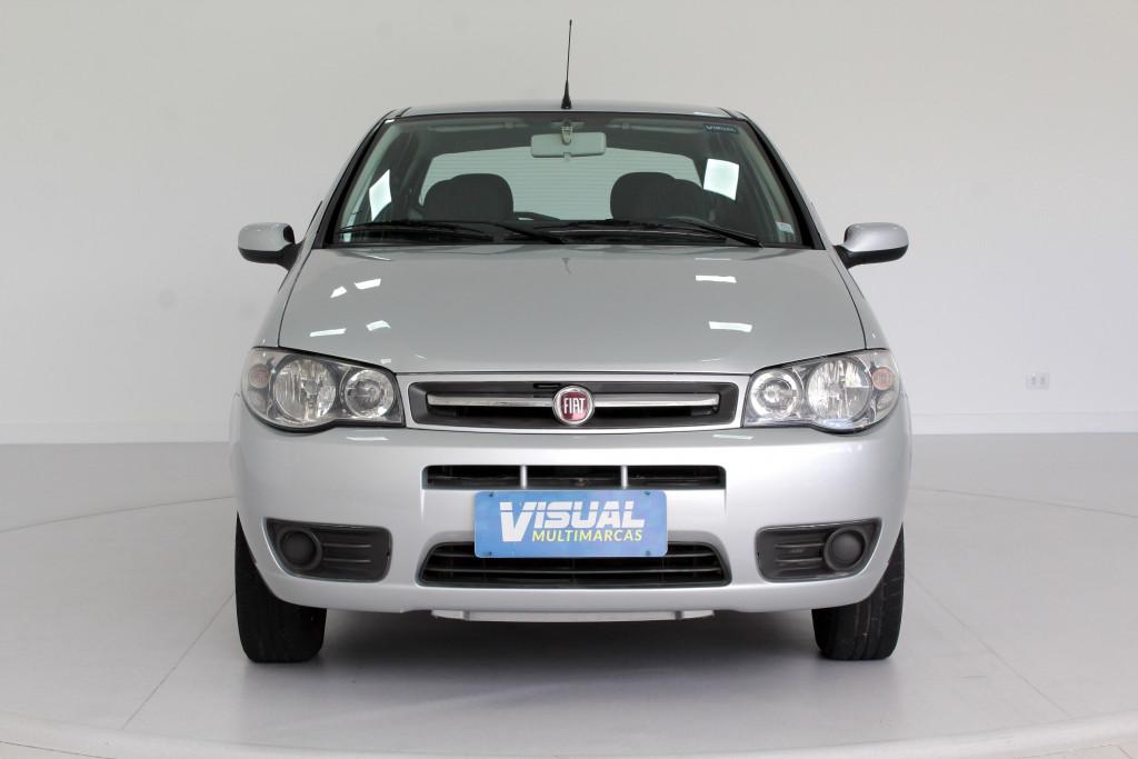 Imagem do veículo FIAT PALIO 1.0 FIRE FLEX 4P MANUAL - 2011 - PRATA