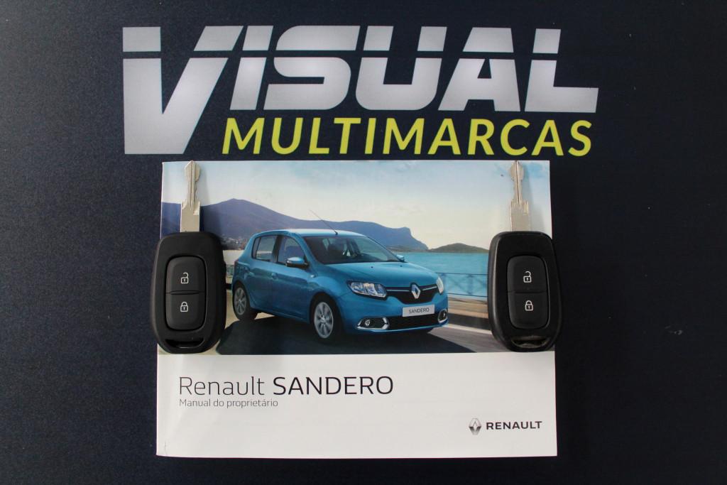 Imagem do veículo RENAULT SANDERO 1.6 GT LINE  FLEX 4P MANUAL - 2018 - BRANCO