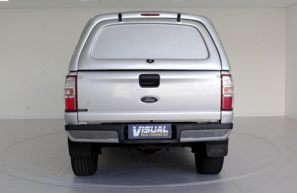 Imagem do veículo FORD RANGER 3.0 XLT TURBO DIESEL 4P MANUAL - 2011 - PRATA