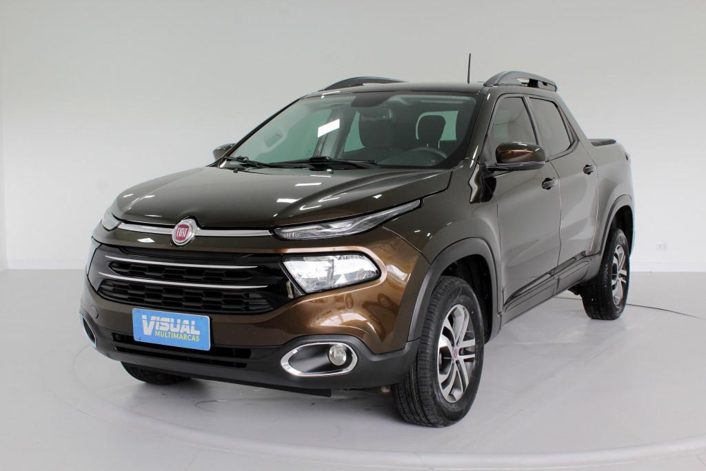 FIAT TORO 1.8  FREEDOM FLEX 4P AUTOMÁTICO 6M - 2017 - MARROM