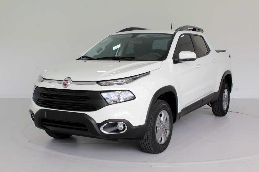 FIAT TORO 1.8  FREEDOM FLEX 4P AUTOMÁTICO 6M - 2021 - BRANCO