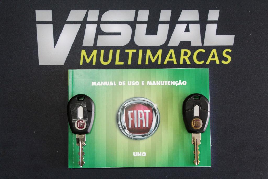 Imagem do veículo FIAT UNO 1.0 VIVACE FLEX 2P MANUAL - 2014 - PRETO