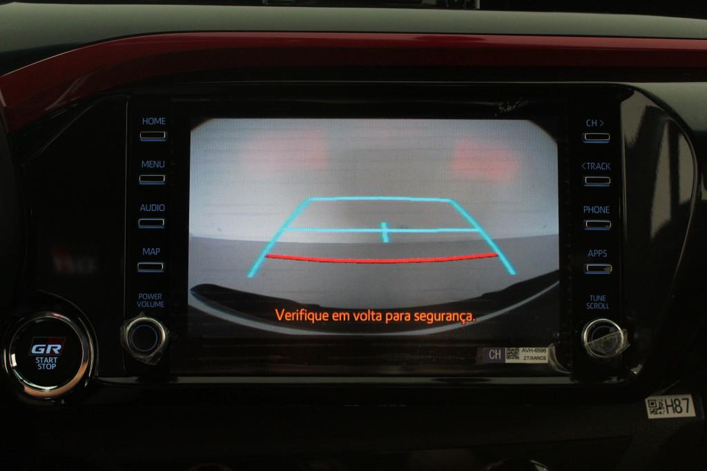 Imagem do veículo TOYOTA HILUX 4.0 V6 GR SPORT (GAZOO RACING) 4X4 CD 4P AUTOMÁTICO 6M - 2020 - BRANCO PÉROLA