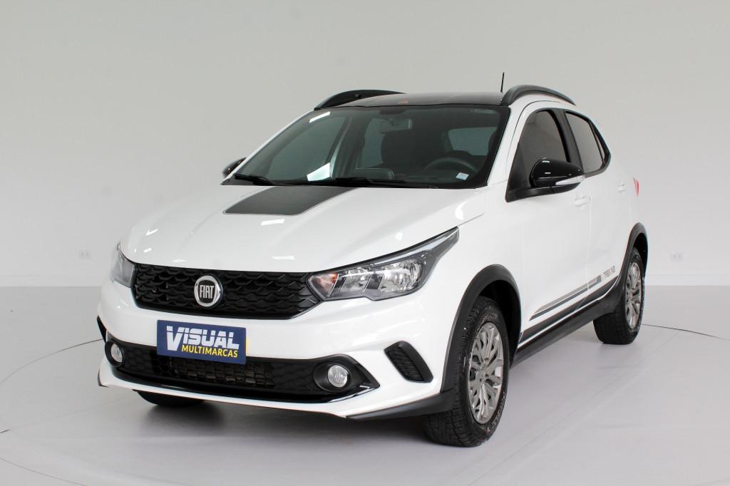 FIAT ARGO 1.3 TREKKING FLEX  4P MANUAL - 2020 - BRANCO