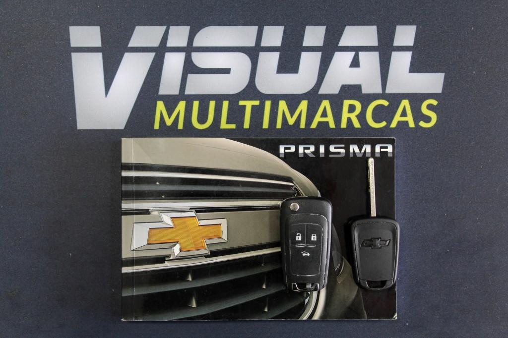 Imagem do veículo CHEVROLET PRISMA 1.0 LT FLEX 4P MANUAL - 2015 - BRANCO