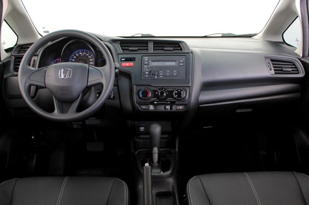 Imagem do veículo HONDA FIT 1.5 DX FLEX 4P AUTOMÁTICO CVT - 2017 - BRANCO