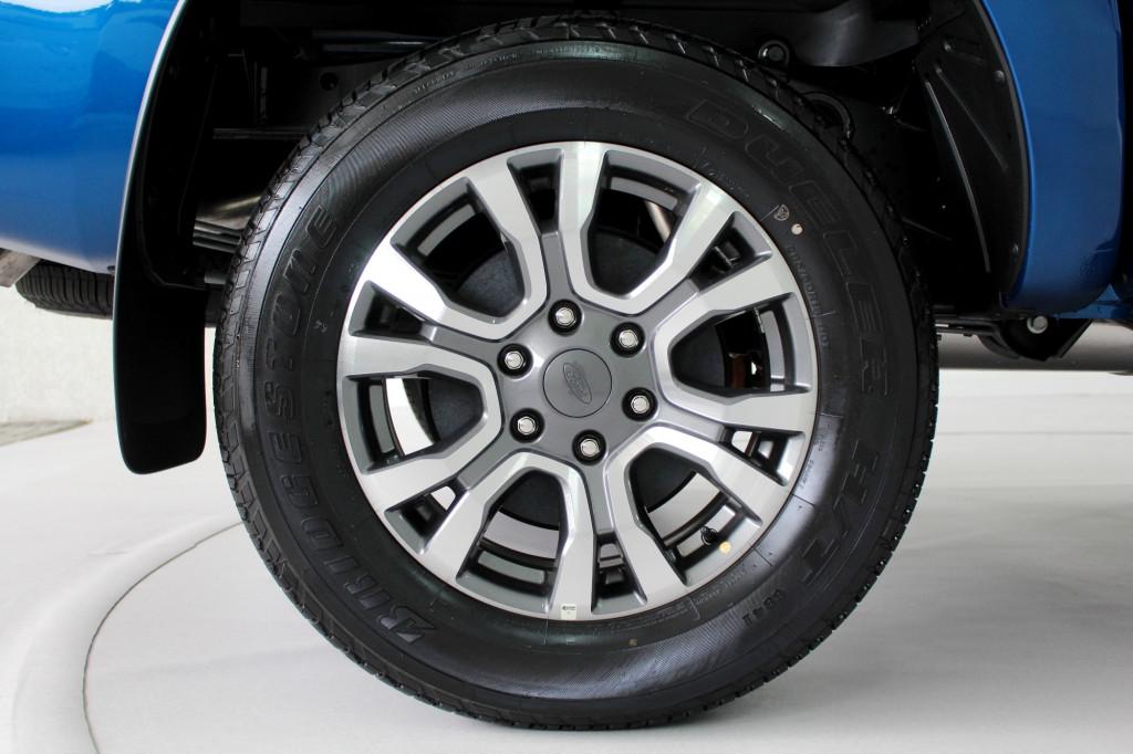 Imagem do veículo FORD RANGER 3.2 LIMITED 4X4 CD TURBO DIESEL 4P AUTOMÁTICO 6M - 2021 - AZUL **0 KM**